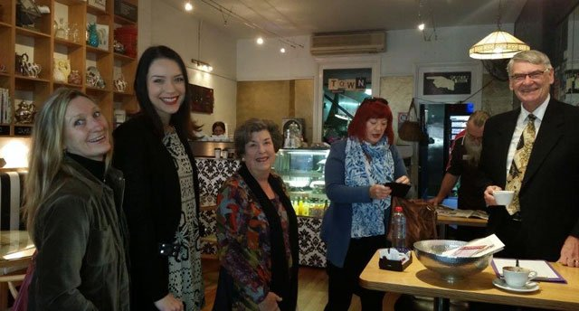 Business Networking Bangalow