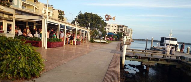 The Wharf Restaurant GBallina