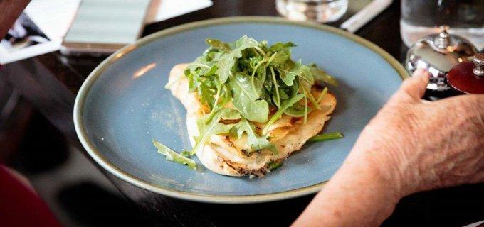Byron Networking Gourmet Food